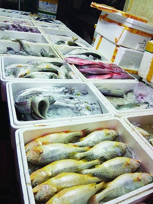 大连大菜市海鲜市场
