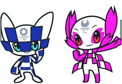 东京奥运会吉祥物揭晓图片