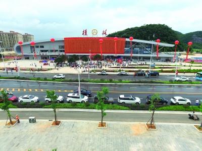 凌海南站规划图片欣赏