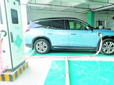 桂林将再建160个电动车充电终端