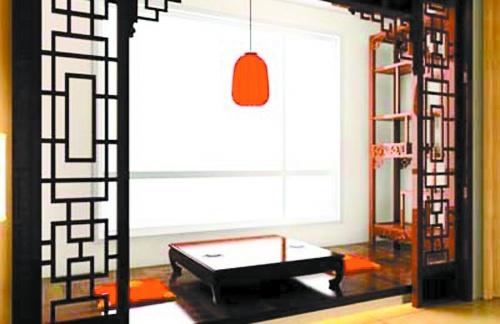 小户阳台装修出彩 既美观又实用; 茶式风格的阳台设计