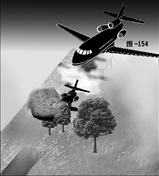 昨天,本报记者走访桂林两江国际机场,请专家解析坠机事件