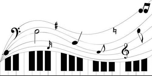 琴键上的童年